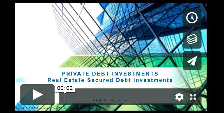Private Debt Investment Webinar